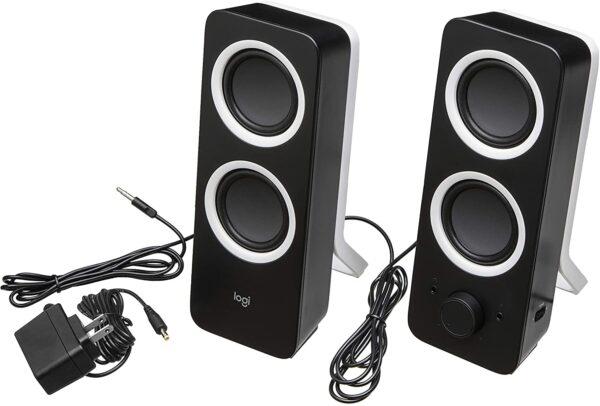 Logitech Z200 2.0 Multimedia Speakers