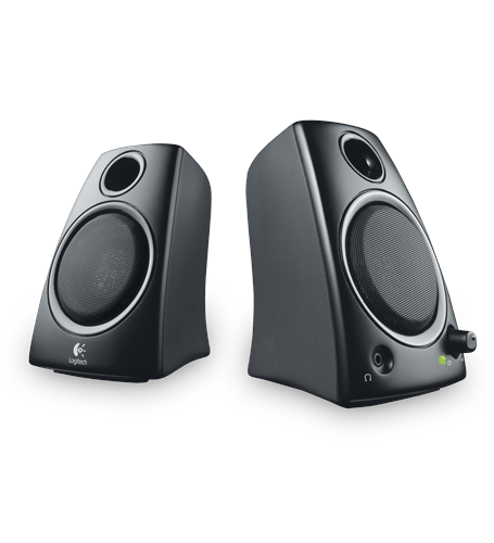 Logitech Z130 Stereo Speakers with Easy Controls